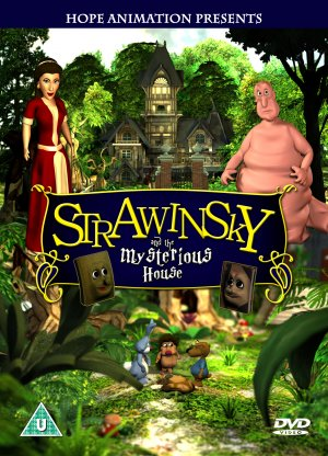 Strawinsky and the Mysterious House DVD
