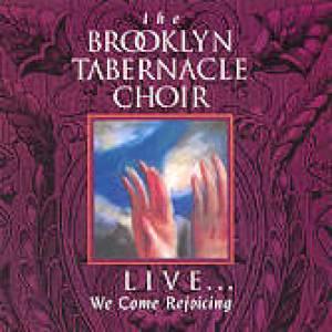 Live….We Come Rejoicing CD