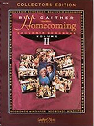 Homecoming Souvenir Volume 2 Songbook