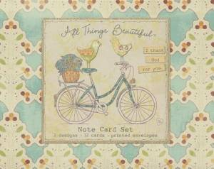 All Things Beautiful Everday Boxed Notes