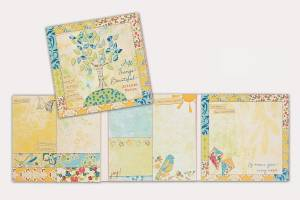 All Things Beautiful Sticky Note Folio