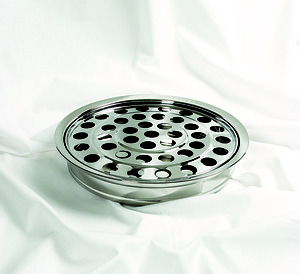 Silver Tray and Disc