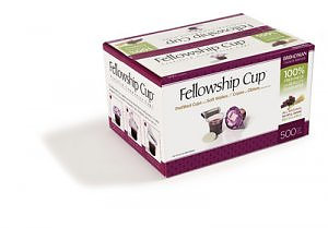 Fellowship Cups - Pack of 500