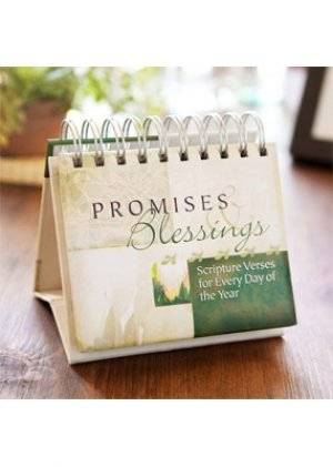 Promises & Blessings Daybrightener - Perpetual Calendar