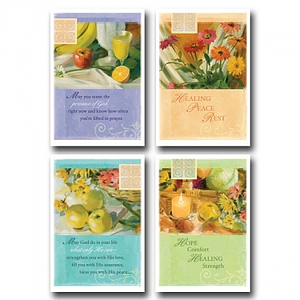 Get Well - Hope and Healing - 12 Boxed Cards