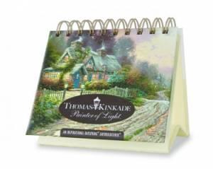 Thomas Kinkade Perpetual Calendar Daybrightener