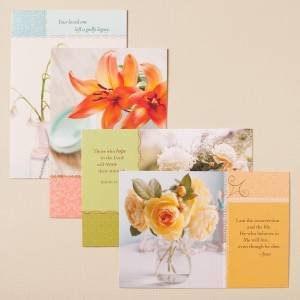 Sympathy - Heartfelt Expressions - 12 Boxed Cards
