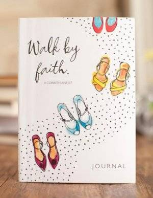 Walk By Faith - Christian Journal