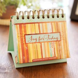 Joy For Today - 365 Day Perpetual Calendar