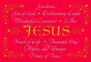 Names of Jesus - Box of 18