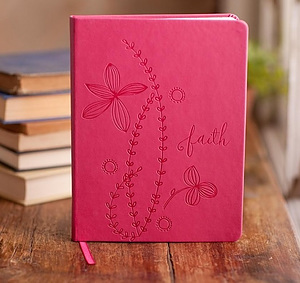 Faith Floral Premium Journal
