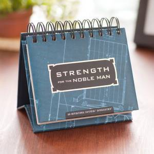 Strength for the Noble Man - Perpetual Calendar