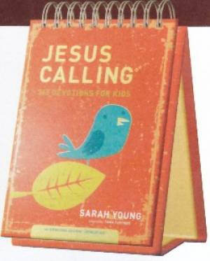 Jesus Calling For Kids Big Daybrightener Perpetual Calendar