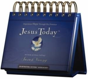 Jesus Today 365 Day Perpetual Calendar Daybrightener