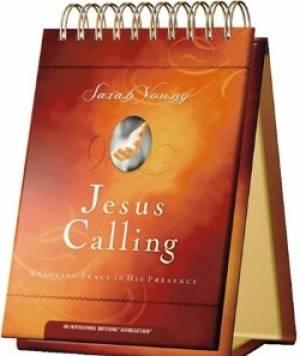 Jesus Calling Large Perpetual Calendar Daybrightener