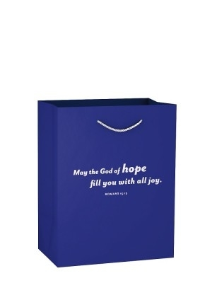 God of Hope - Medium Gift Bag