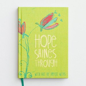 Hope Shines Through Journal