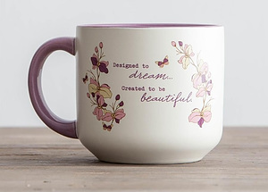 Everything Beautiful Jumbo Mug