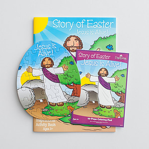 Easter Fun Set: Story of Easter