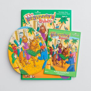 Beginner's Bible Easter Fun Set