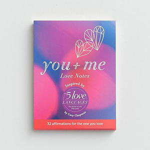 You + Me Postit Note Prayers