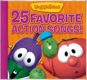 25 Favorite Veggie Action Songs