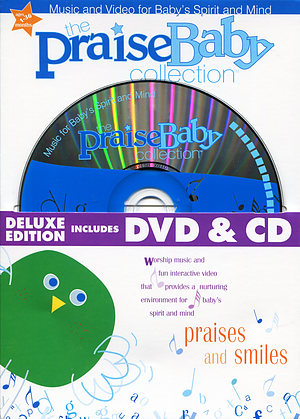 Praise Baby: Praises and Smiles CD and DVD Deluxe Edition