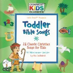 Kids Classics Toddler Bible Songs CD