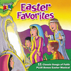 Cedarmont Easter Favourites: CD