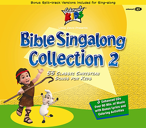 Bible Singalong Collection 2 Box Set