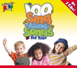 100 singalong songs for kids 3cd pack