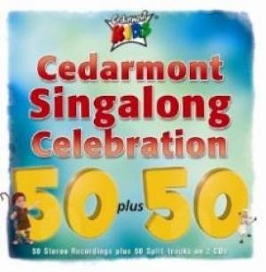 Cedarmont Singalong Celebration CD