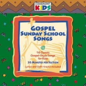 Cedarmont Kids Gospel Sunday School Song CD