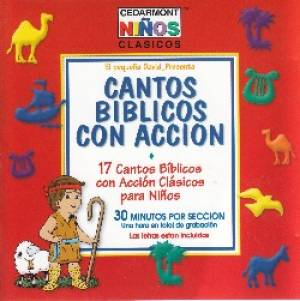 Kids Classics Cantos Biblicos Con Accion