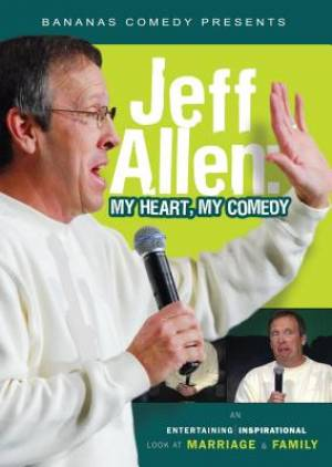 Jeff Allen My Heart My Comedy