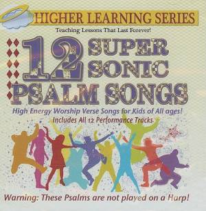 Super Sonic Psalms