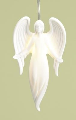ORNAMENT ANGEL LED