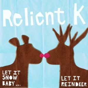 Let It Snow Baby Let It Reindeer CD