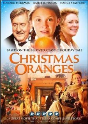 Christmas Oranges DVD