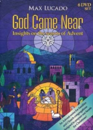 God Came Near - Max Lucado DVD (6 DVD Set - Consumer Version)