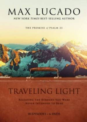 Traveling Light - Max Lucado - 6 DVD Box Set