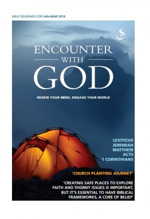 Encounter with God January March 2014