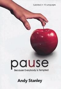 Pause DVD