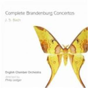 Complete Brandenburg Concertos CD