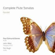 Complete Flute Sonatas Handel Double CD
