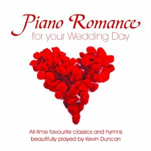 Piano Romance for your Wedding Day CD