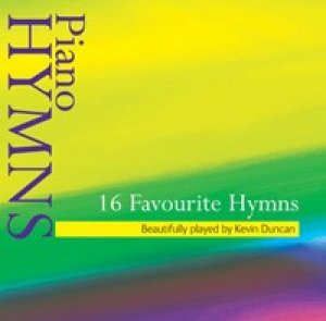 Piano Hymns CD