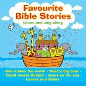 Favourite Bible Stories CD