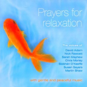 Prayers for Relaxation CD