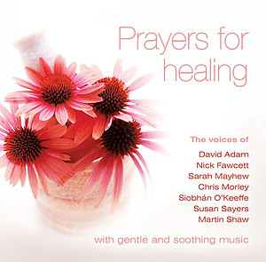 Prayers for Healing CD